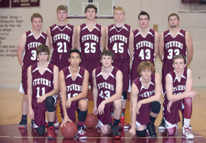 Front row, from left: Will Entwisle, Kelsey Allen, Jacob Bowden, Cameron Gordon, Taylor Astbury. Back Row: Sidney Beardsworth, Nicholas Szwez, Finn Davis-Batt, Max Mattson, Jarrod Chase, Timothy Cousins. Editor's note: Late roster changes are not reflected in the team photo. Photo by Franklin Brown