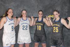 2015 Maine Maritime Academy Women's Lacrosse Team