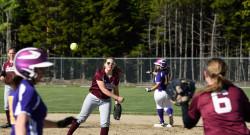Katrin Cote throws