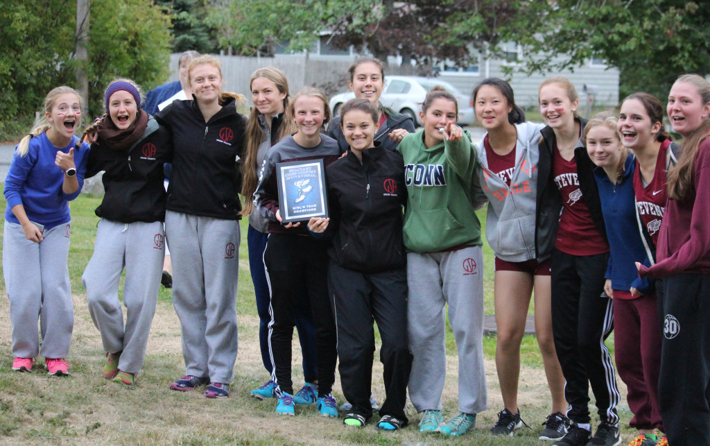 Eagles win Seacoast Invitational at Sumner. Photo by Rebecca Richardson