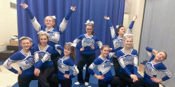 Mariner cheerleaders prep for tournament season