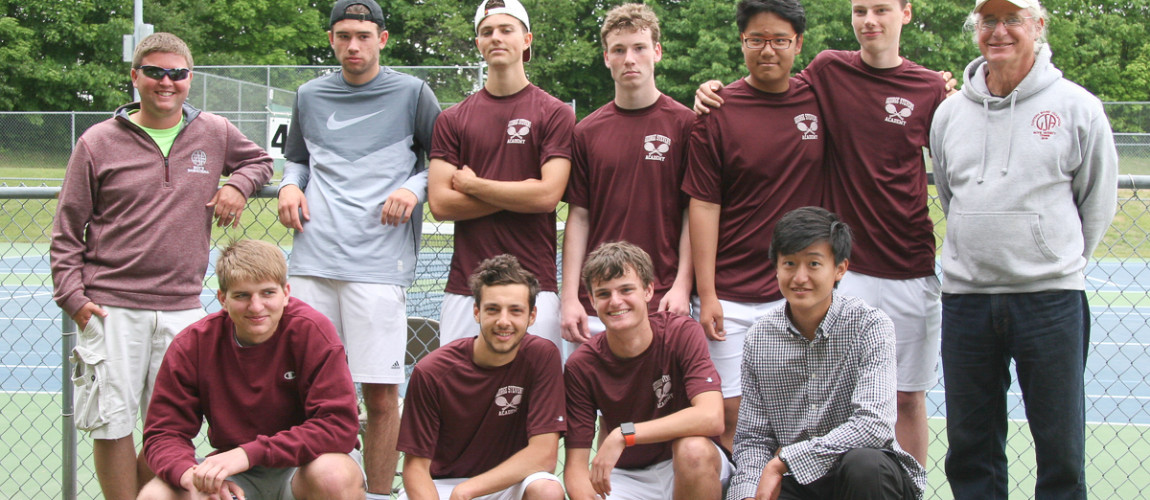 Eagles fall to Waynflete at state championship