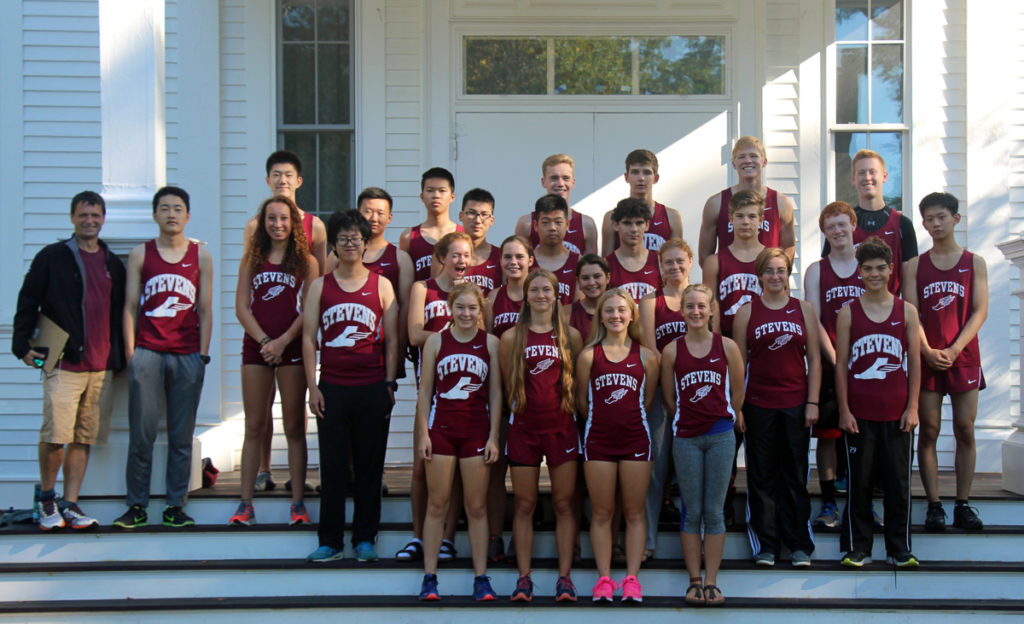 The 2016 Eagles Cross Country team