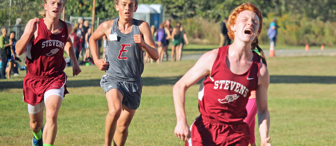 Eagles cross country lands one-two finish at Searsport