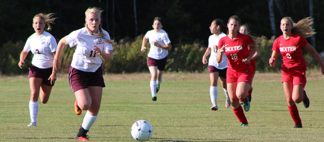 GSA girls soccer team stays strong for 4-0 record