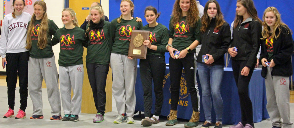 Eagle girls win Northern  Class C cross country title