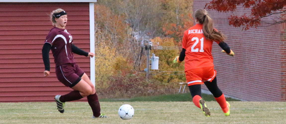 Playoff run ends for Lady Eagles