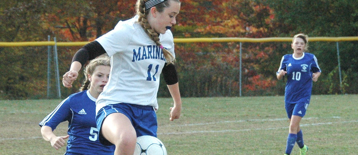 Mariner girls soccer ends on high note despite playoffs miss
