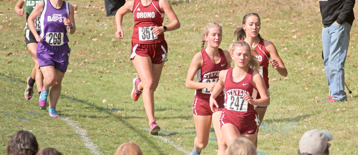 Eagle girls take second at cross country PVC championship