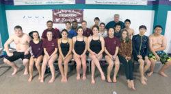 GSA swim team