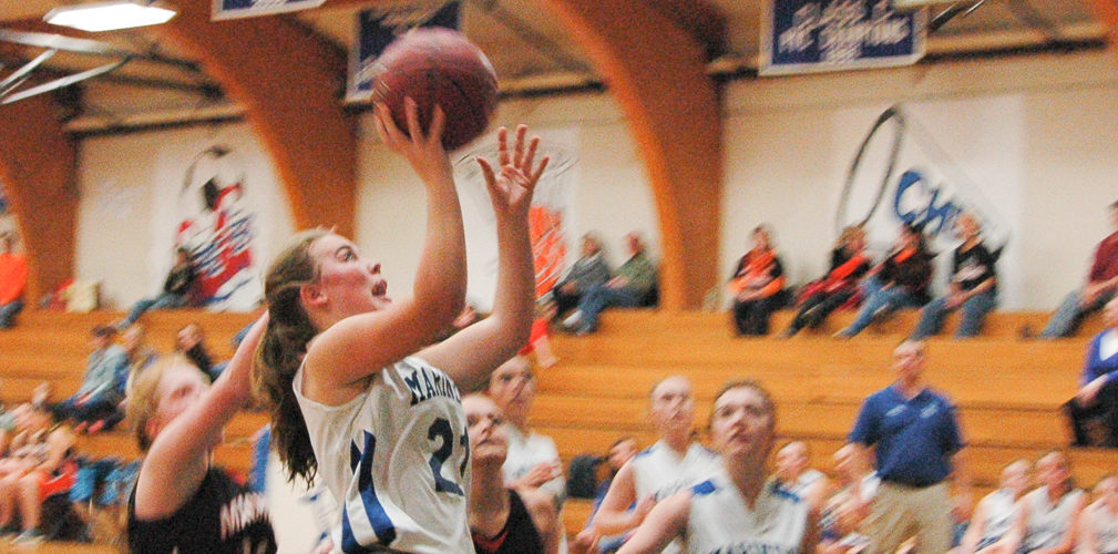 DIS varsity girls on five-game winning streak