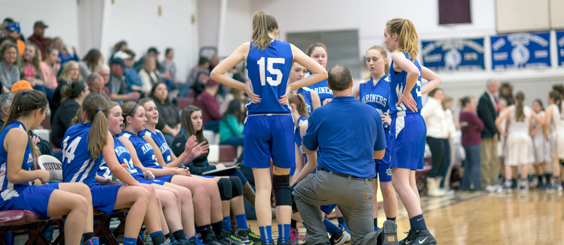 After loss to GSA, fourth-place Lady Mariners eye tournament