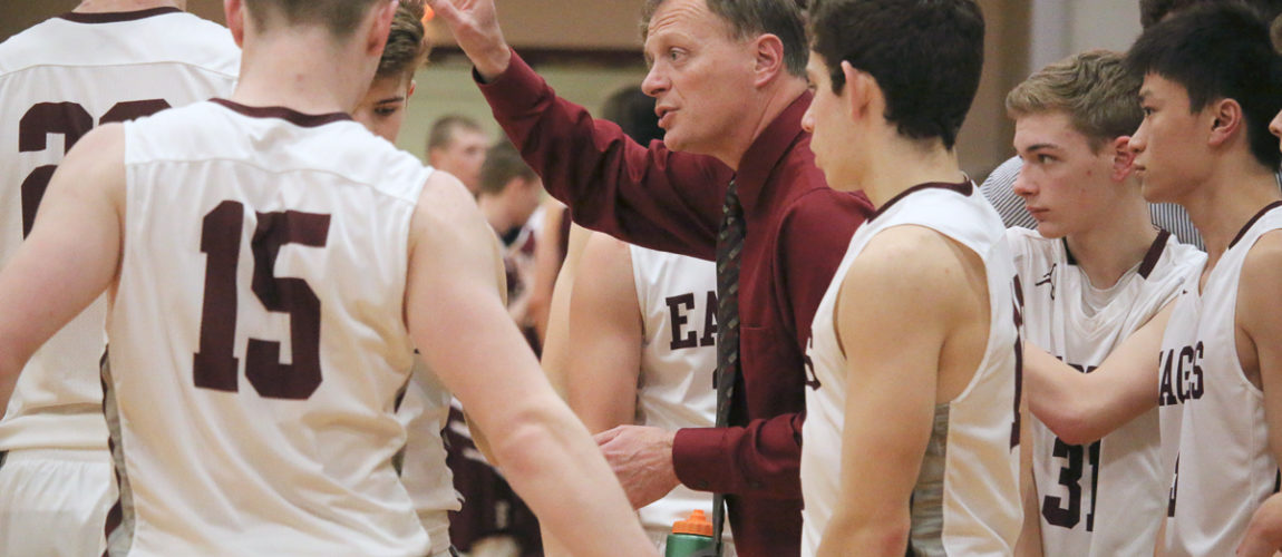 Undefeated Eagle boys prep for tournament