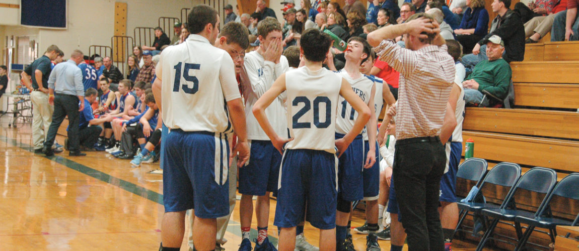 Mariner boys to take on Bangor Christian in preliminary playoff game
