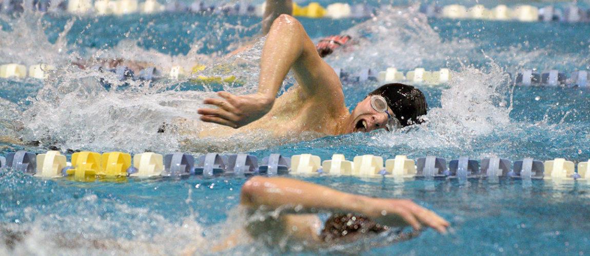 GSA swim team wraps up at state championship