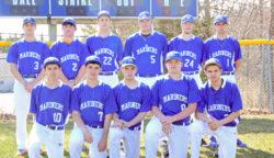 2017 DISHS baseball
