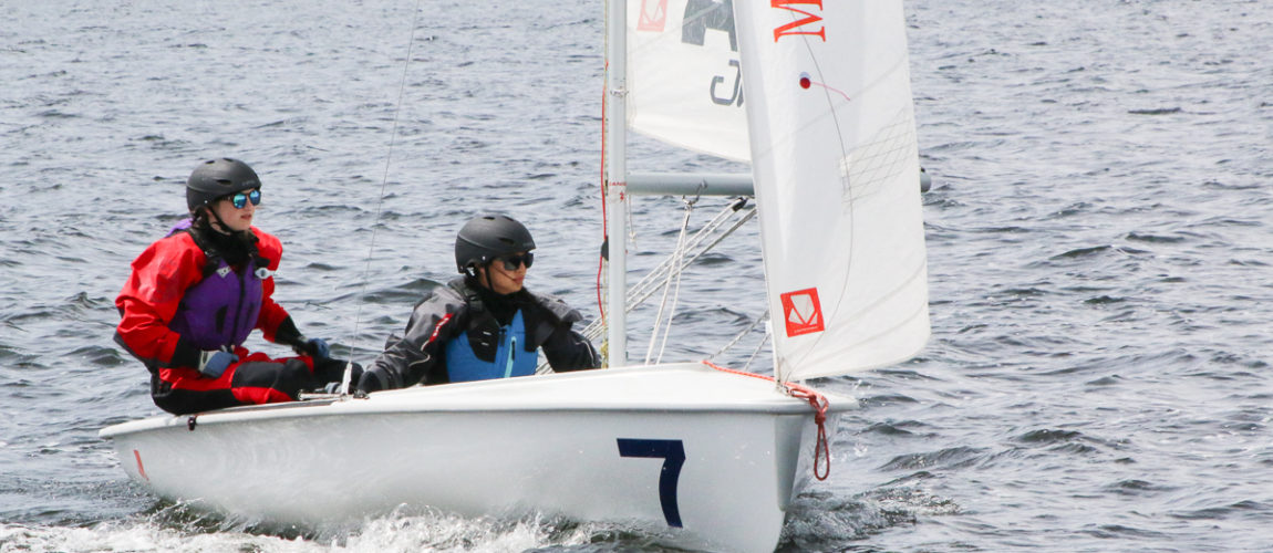 Downeast Invitational fills Smith Cove with young sailors