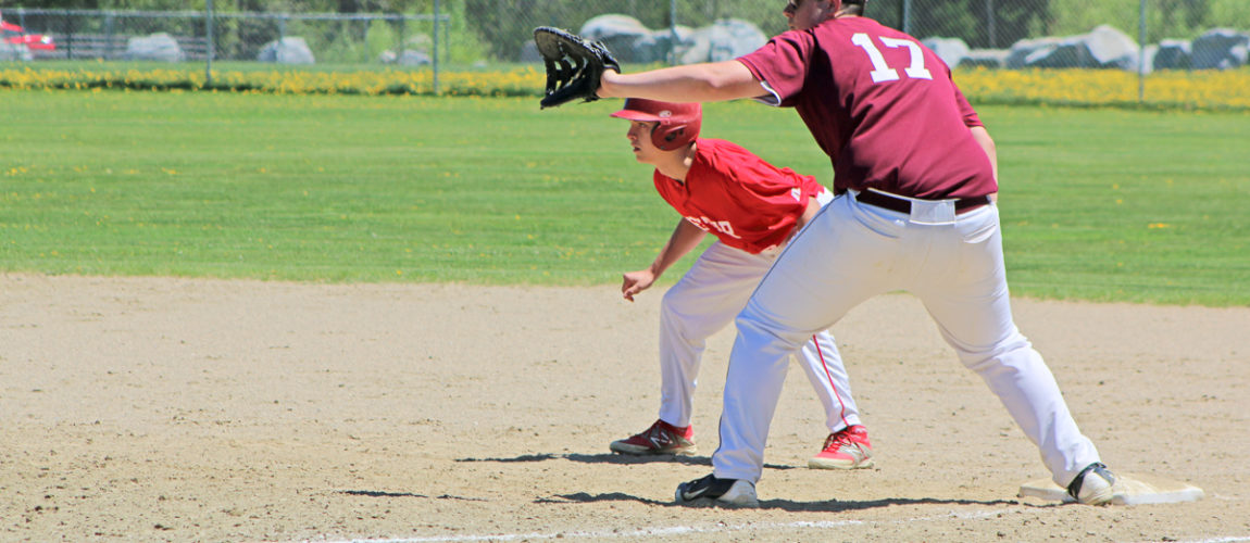 Pitcher's woes hinder GSA baseball team's run