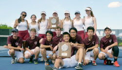 GSA tennis team