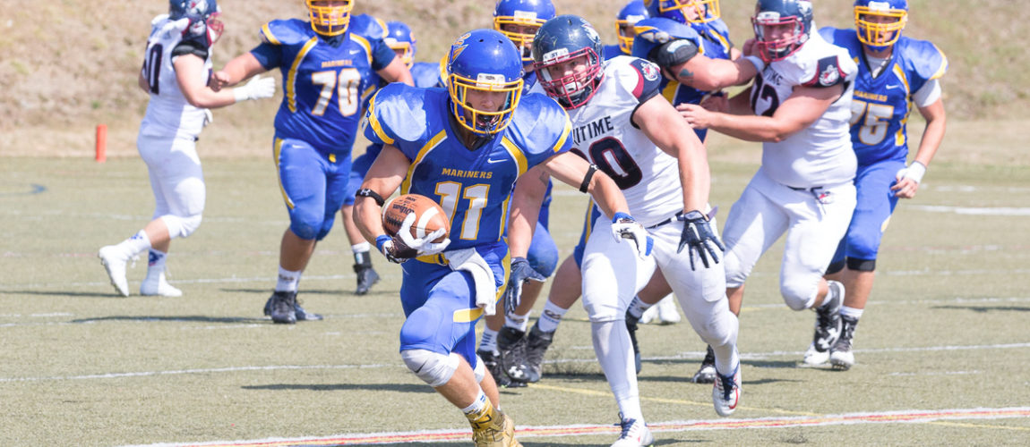 Maine Maritime plays in 45th Admiral's Cup