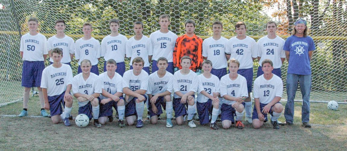 Mariner boys soccer team ties Sumner in 'wild finish'