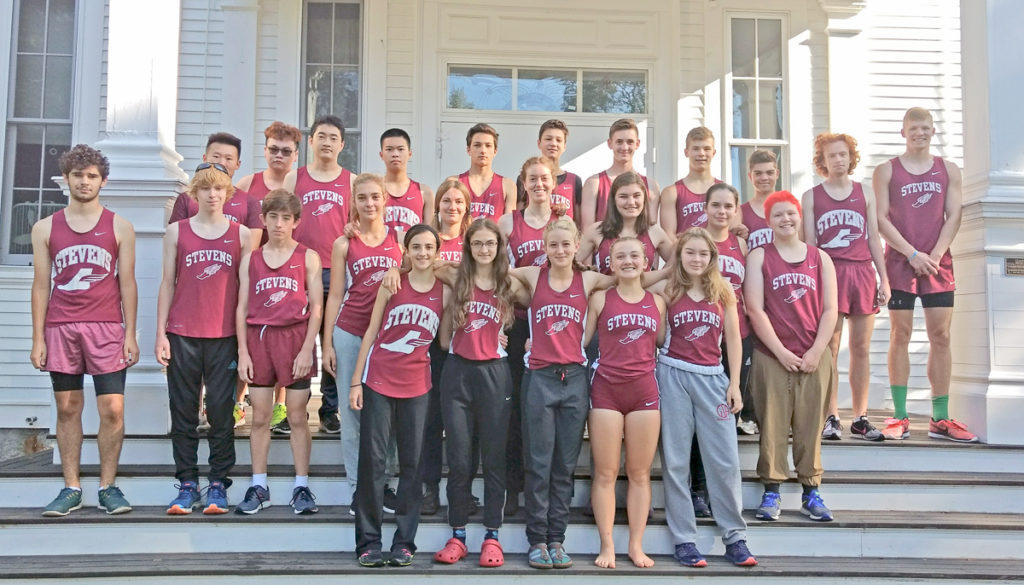 2017 Eagles Cross-Country Team