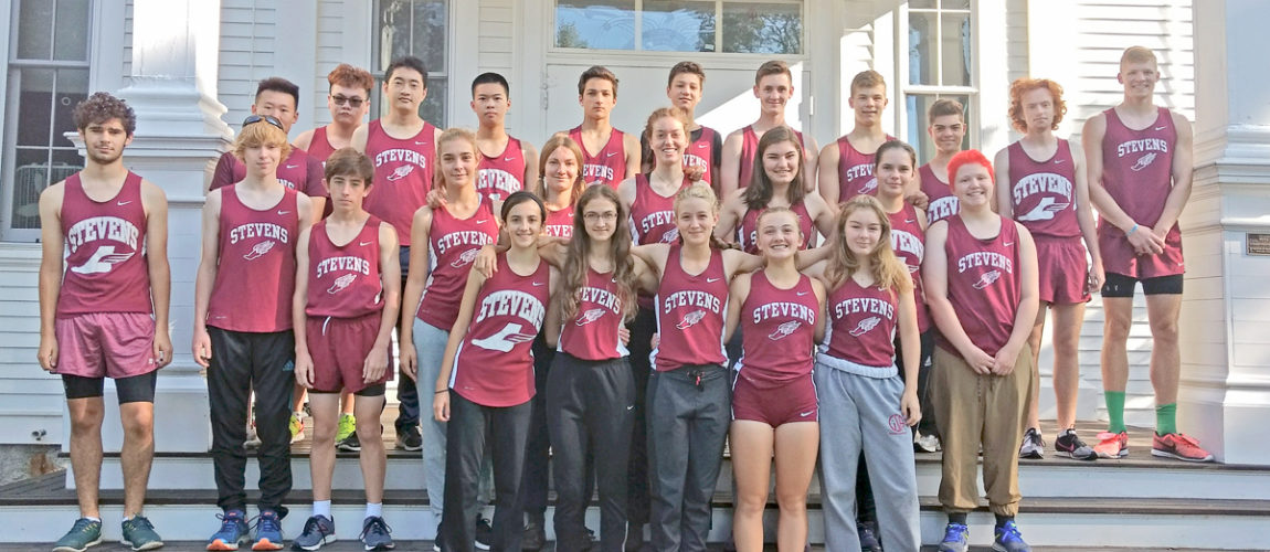 GSA girls cross country team looks to repeat 2016 success