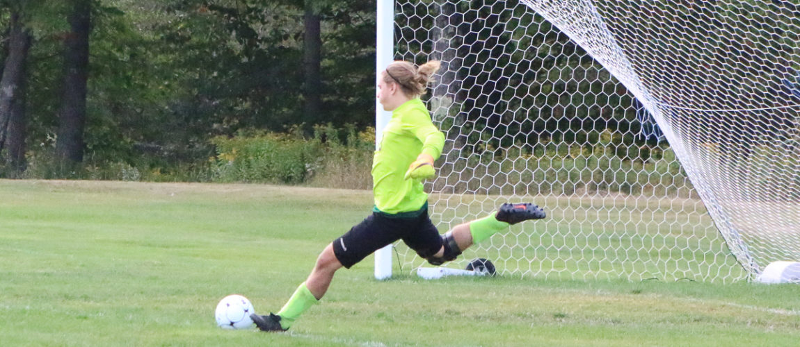 Eagle boys soccer team rolls past competition