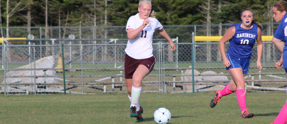 No losers in Eagles, Mariners girls soccer face-off