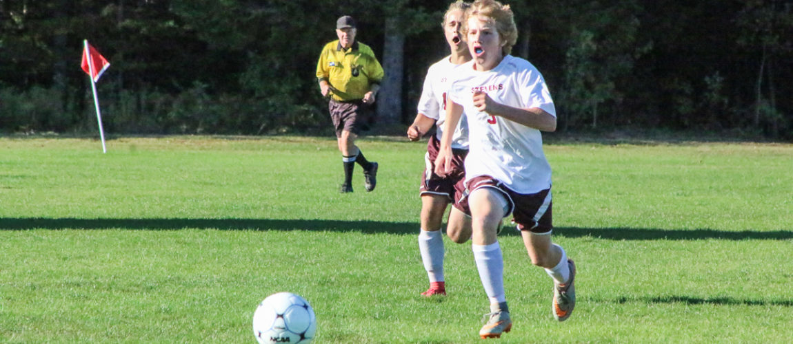 George Stevens soccer teams approaching playoffs