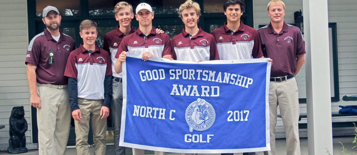 GSA golf team picks up third-place at States