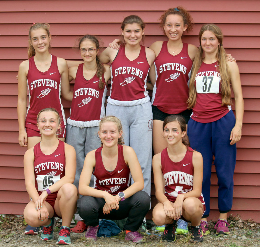 PVCs Girls Team