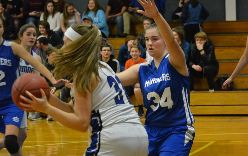 Deer Isle girls defeat Jonesport, Sumner