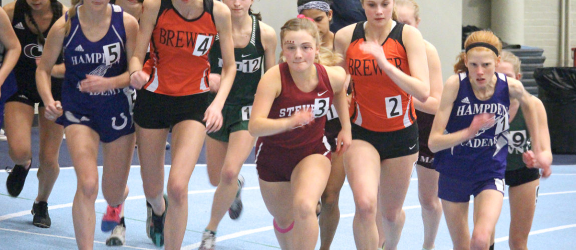 GSA relay team named All-Conference