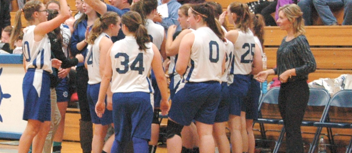Undefeated DIS girls to face tough offense at tournament