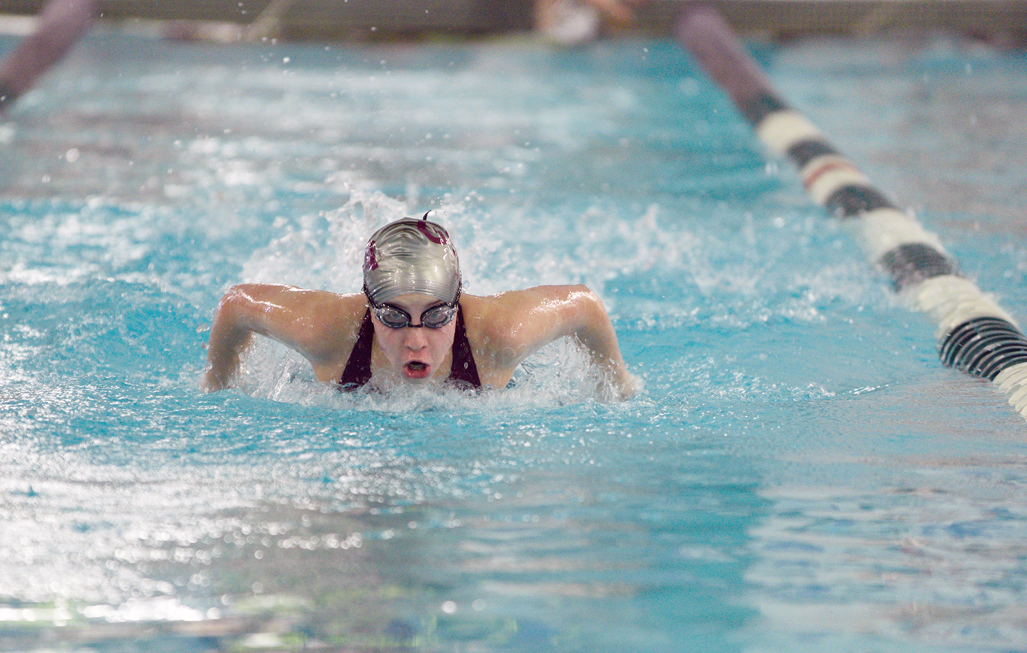 EdgarMay Stingrays team comes on strong in first swim meet